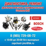 Дизель ремонт Denso,  Bosch,  Delphi