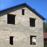 Особенности домов из пенобетона