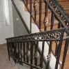 Лестницы,    перила кованые