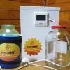 Инфракрасный разогрев мёда от флексихит