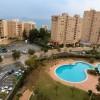 Недвижимость в испании,   квартира с видами на море в бенидорм