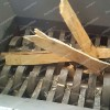 Шредер двухвальный для отходов пластика,  дерева дшв-1800