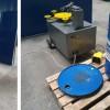 Оборудование для утилизации бочек