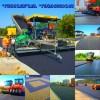 Асфальтирование домодедово,   укладка асфальта,   ремонт дорог